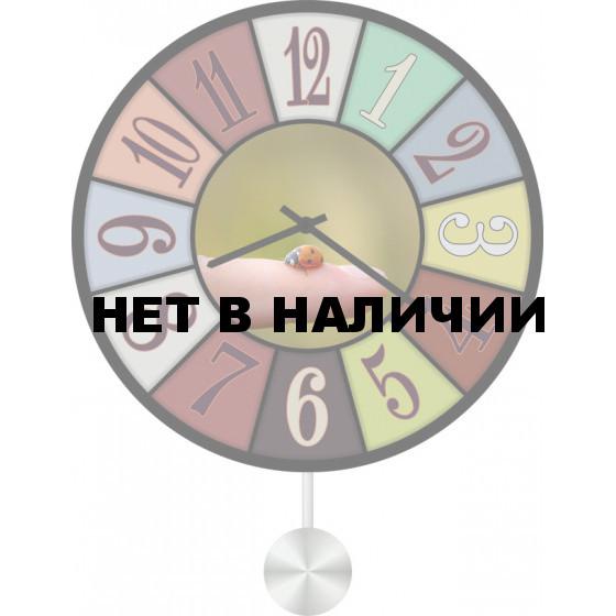 Настенные часы SvS 6012767