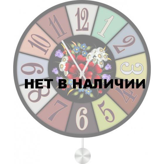 Настенные часы SvS 6012773