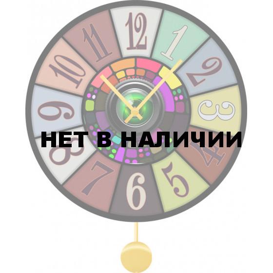 Настенные часы SvS 6012786