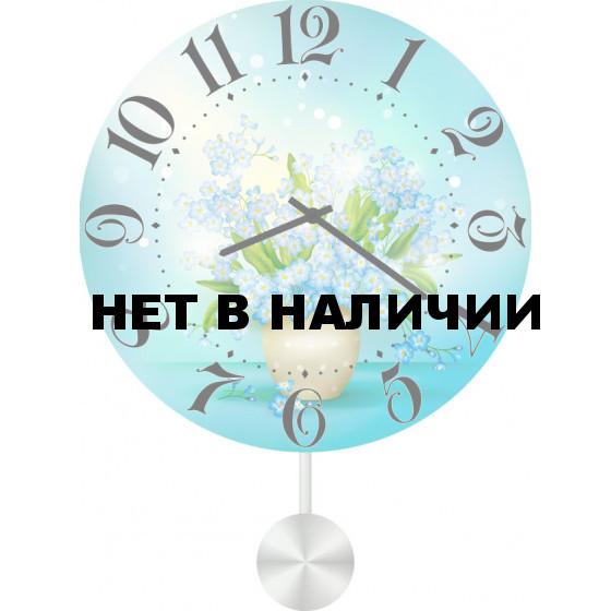 Настенные часы SvS 6012789