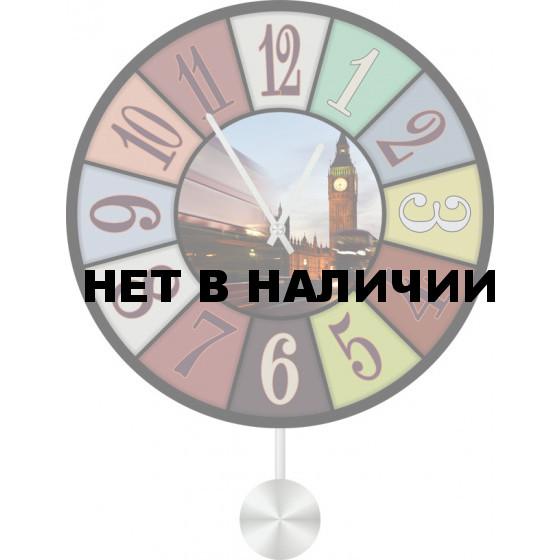 Настенные часы SvS 6012799