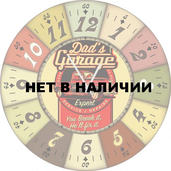 Настенные часы SvS 3002385