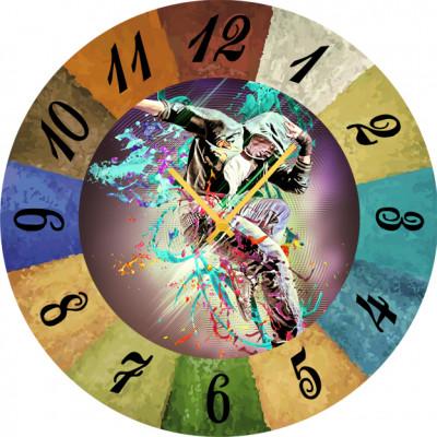 Настенные часы SvS 3502119