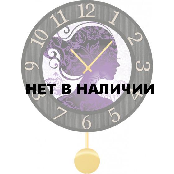 Настенные часы SvS 3502214