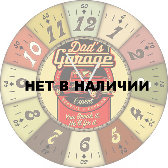 Настенные часы SvS 3502385