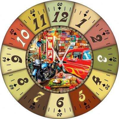 Настенные часы SvS 4002413