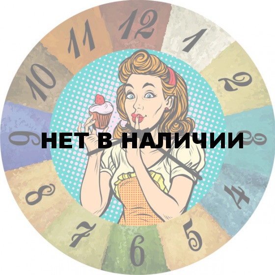 Настенные часы SvS 4002719