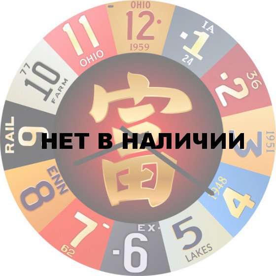 Настенные часы SvS 4002931