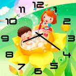 Настенные часы SvS 4502629