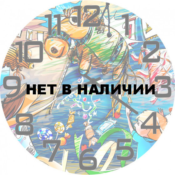Настенные часы SvS 4502660
