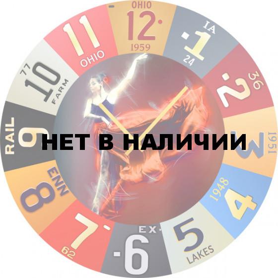 Настенные часы SvS 4502939
