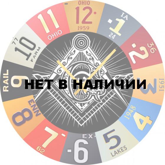 Настенные часы SvS 4502943