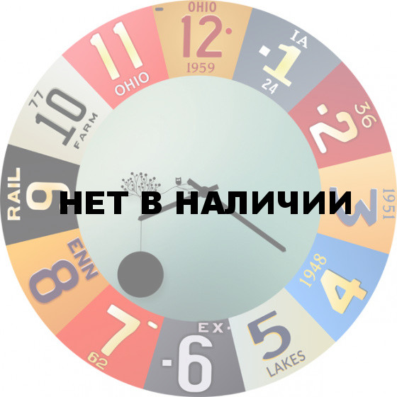 Настенные часы SvS 4502945