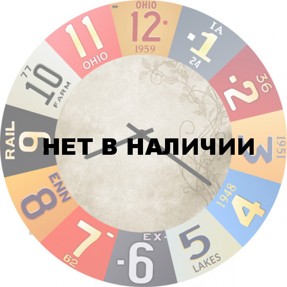 Настенные часы SvS 4502954