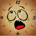 Настенные часы SvS 5002740