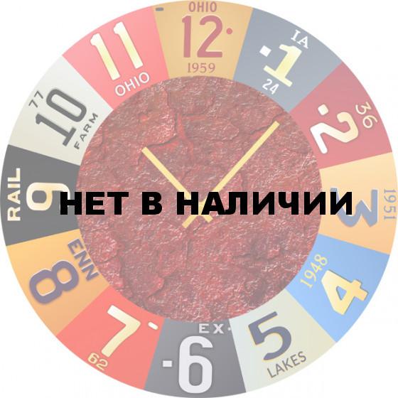 Настенные часы SvS 5002957