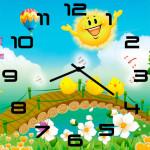 Настенные часы SvS 5502649