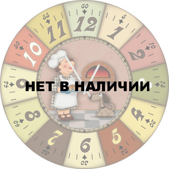 Настенные часы SvS 5502678