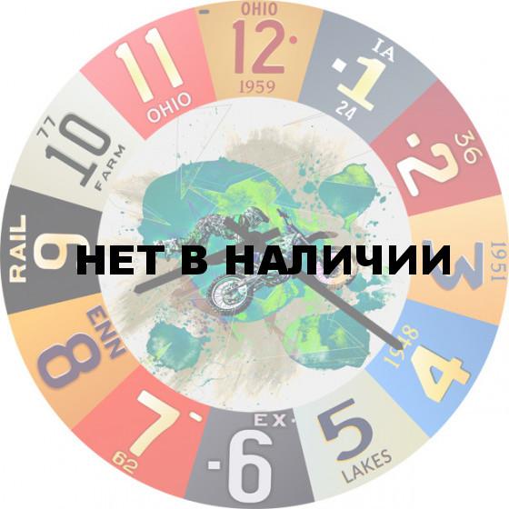 Настенные часы SvS 5502938