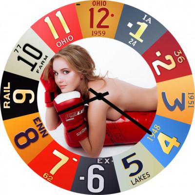 Настенные часы SvS 5502940