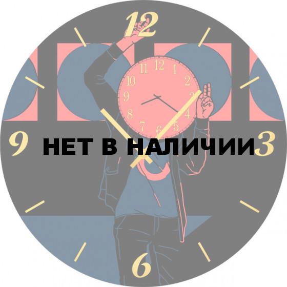 Настенные часы SvS 6001768