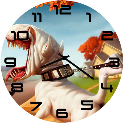 Настенные часы SvS 6002492