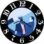 Настенные часы SvS 6002567