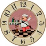 Настенные часы SvS 6002689