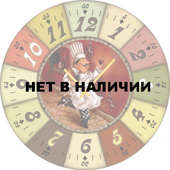 Настенные часы SvS 6002693