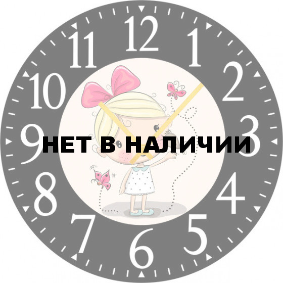 Настенные часы SvS 6002746