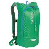 Легкий рюкзак для бега и велоспорта Tatonka Baix 10 1497.404 lawn green