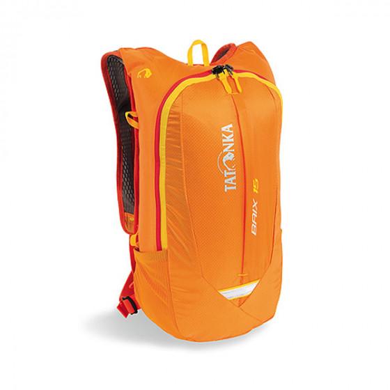 Легкий рюкзак для бега и велоспорта Tatonka Baix 15 1498.127 orange