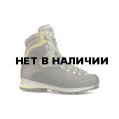 Ботинки PAMIR LEATHER WOMAN Grey, 12JGR