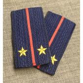 Фальшпогоны нового образца Полиция Лейтенант