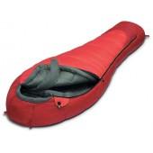 Мешок спальный ICELAND красный, правый