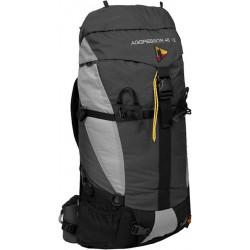 Рюкзак BASK AGGRESSOR 45 V2 серый тмн/серый свтл