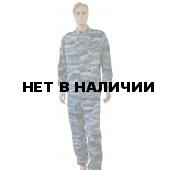 Костюм Склон (модель Спецназ) RipStop (Синий камыш)