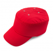 Каскетка-бейсболка Престиж® Ампаро® красная (126906)