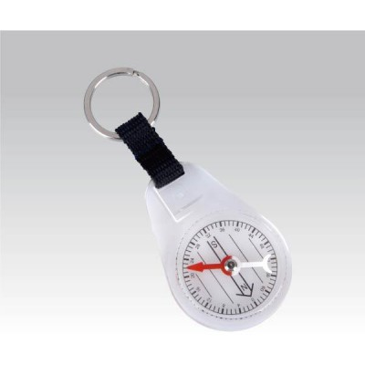 Брелок Компас с кольцом для ключа (упак=10 шт), 3160