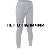 Термобелье брюки детские BASK kids MERINO WOOL PANTS серый/бирюза