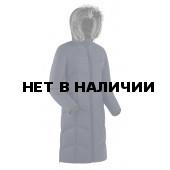 Женское пуховое пальто Баск ROUTE V3 синий тмн