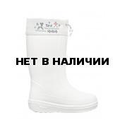 Сапоги Torvi женские Т40, белые