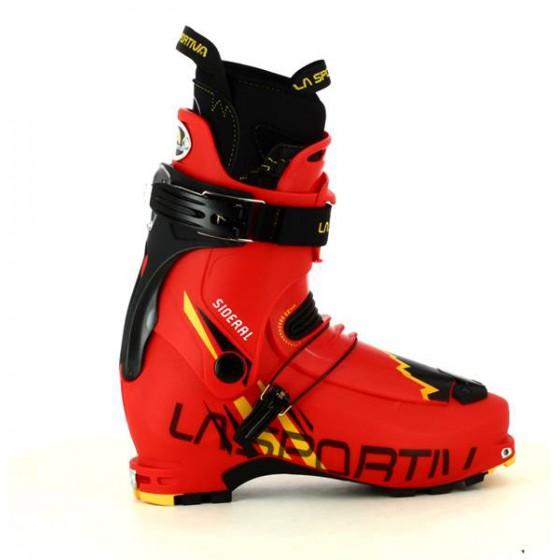 Горнолыжные ботинки SIDERAL Red/Black, 88BRB