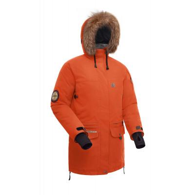 Куртка пуховая женская BASK IREMEL оранжевый