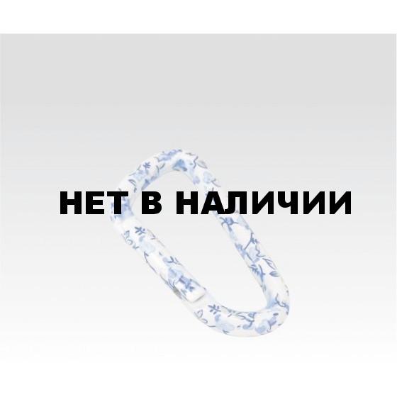 Карабин Фарфоровая оптика диам. 6*60мм (упак=10 шт), 3321