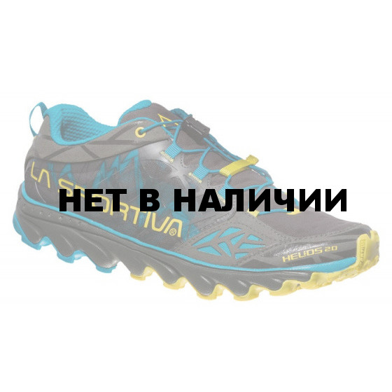 Кроссовки HELIOS 2.0 Carbon/ Tropic Blue, 36A900614