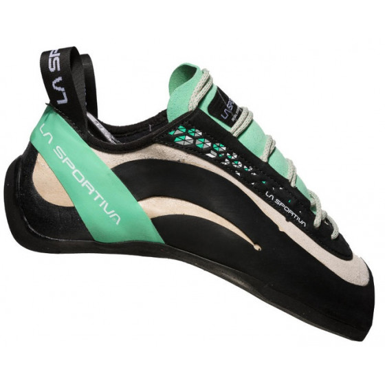 Туфли скальные MIURA Woman White/Jade Green, 20K000704