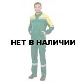 Костюм Монтажник New цвет зел.-желт.