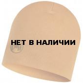 Шапка Buff Heavyweight Merino Wool Hat Solid Camel 111170.337.10.00