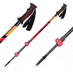 Телескопические палки, SCOUT TOUR RED, RECREATIONAL BACKPAKING СЕРИЯ 01S1516